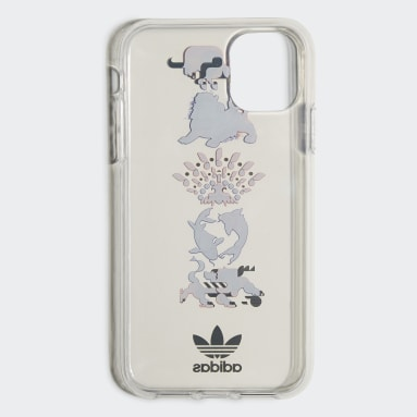 Coque Clear CNY iPhone 11 Blanc Originals