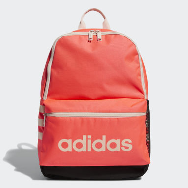 Children Essentials Pink Classic 3-Stripes Backpack