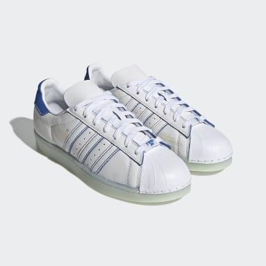 Chaussure Ninja Superstar Blanc Originals