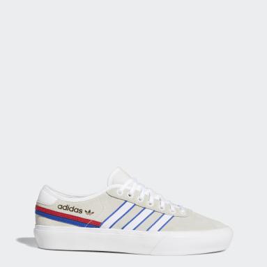 Sapatos Delpala Branco Originals