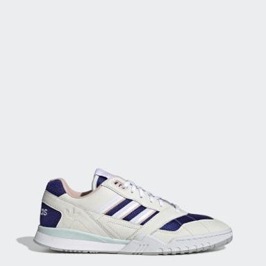 Herr Originals Vit A.R. Trainer Shoes Trainer Shoes