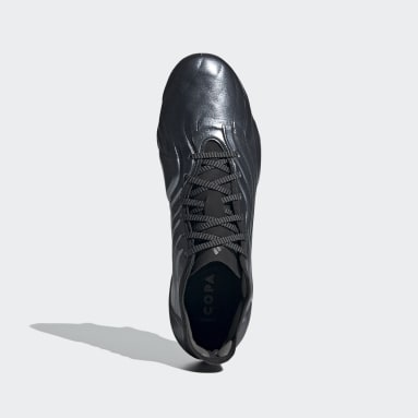 Soccer Black Copa Sense.1 Firm Ground Cleats