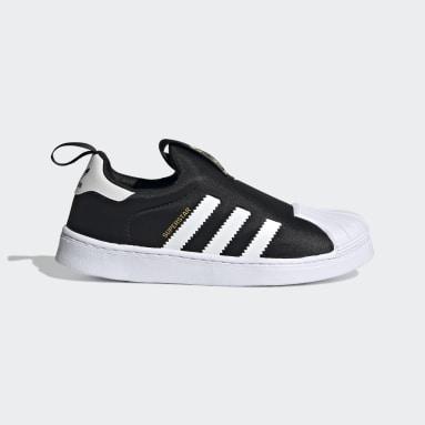 Børn Originals Sort Superstar 360 sko