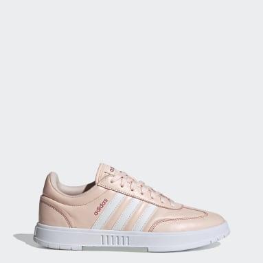 Women Sport Inspired Pink Gradas Shoes