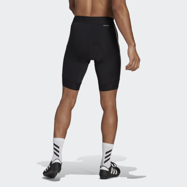 Cuissard The Strapless Cycling Noir Hommes Cyclisme