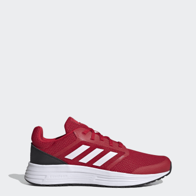 Men's Running Red Galaxy 5 Shoes