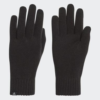 Training Black Performance Gloves