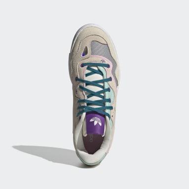 Sapatos Supercourt XX Bege Mulher Originals