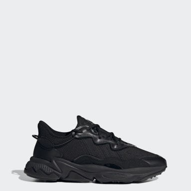 Men Originals Black OZWEEGO Shoes