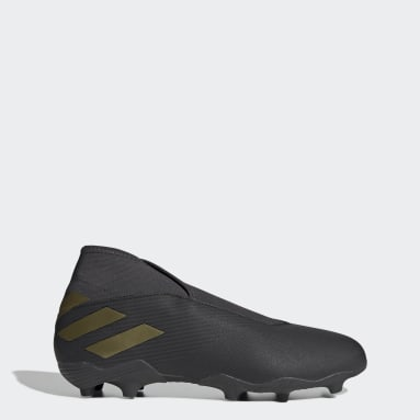 Fotboll Svart Nemeziz 19.3 Firm Ground Boots