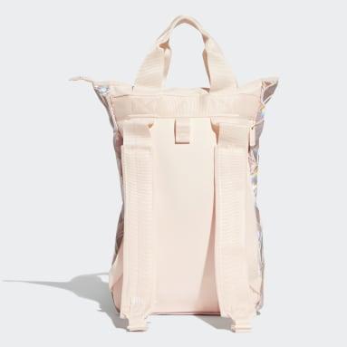 Originals Orange Top Backpack