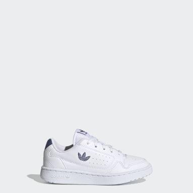 Kids 4-8 Years Originals White NY 90 Shoes