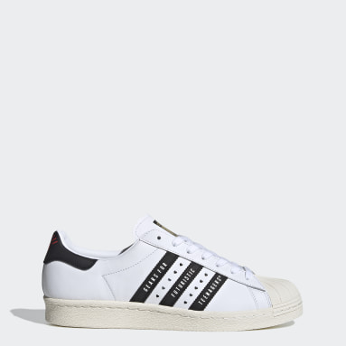 Chaussure Superstar 80s Human Made Blanc Originals