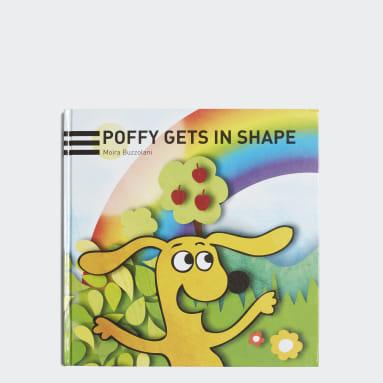 Kinder Originals Poffy bringt sich in Form Mehrfarbig