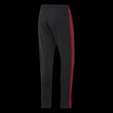 Calça Internacional 3-Stripes Preto Homem Futebol