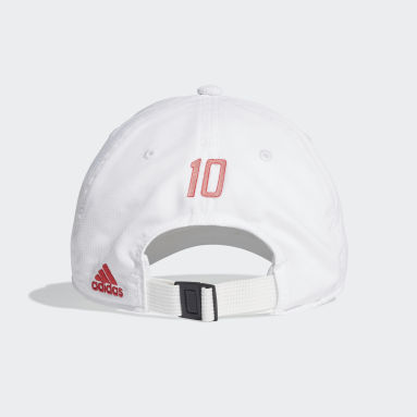 Football White Football Street Cap