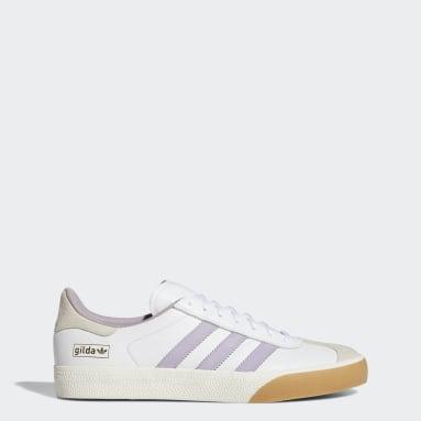 Sapatos ADV Gazelle Nora Branco Originals