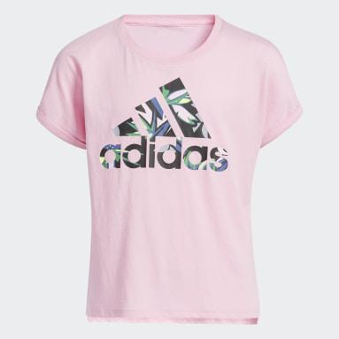 Kids - Youth - Pink - Apparel | adidas US