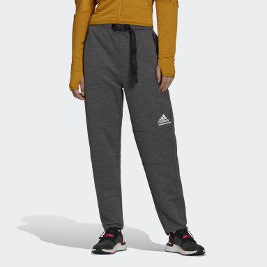 Women Sportswear Black adidas Z.N.E. COLD.RDY Athletics Tracksuit Bottoms