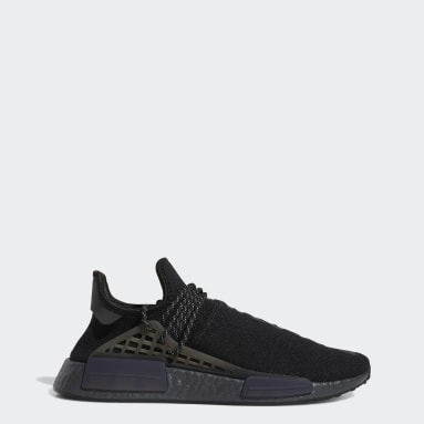 Originals Black Pharrell Williams HU NMD Shoes