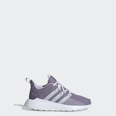 Chaussure Questar Flow Violet Enfants Running