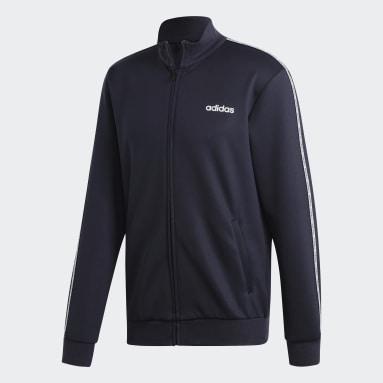 Men Gym & Training Blue Celebrate the 90s Track Top