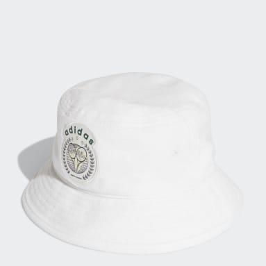 Gorro Bucket Blanco Originals