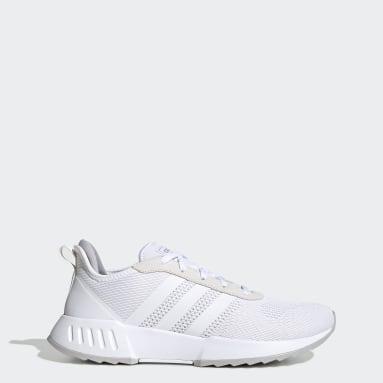 Men Sport Inspired White Phosphere Shoes