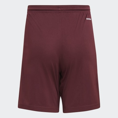 Youth 8-16 Years Football Red Squadra 21 Shorts