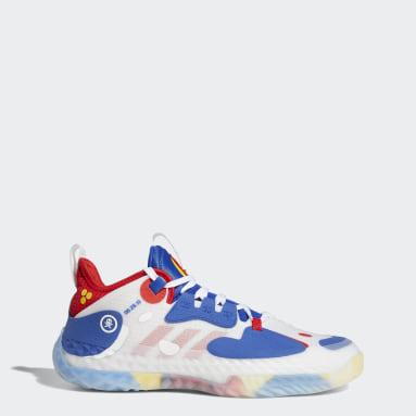 Basketball White Harden Vol. 5 Futurenatural Shoes