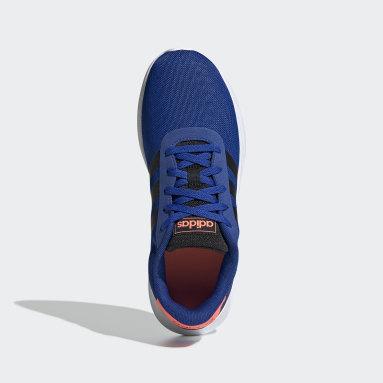 Kids Running Blue Lite Racer 2.0 Shoes