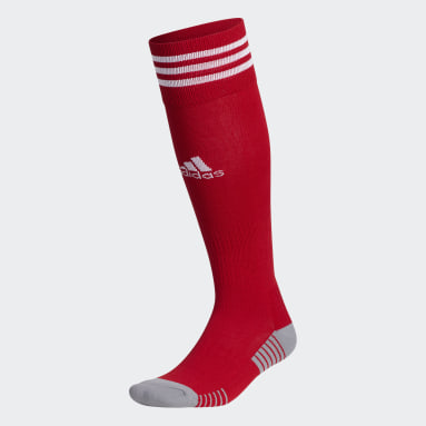 Football Red Copa Zone Cushion OTC Socks