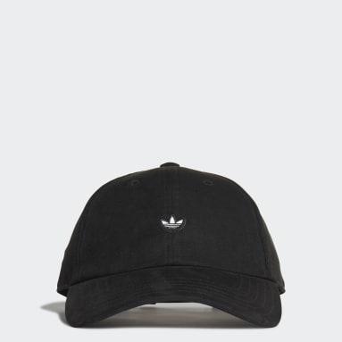Cappellino adicolor Premium Essentials Suede Nero Originals