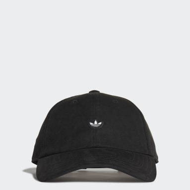 Gorra Adicolor Premium Essentials Suede Negro Originals