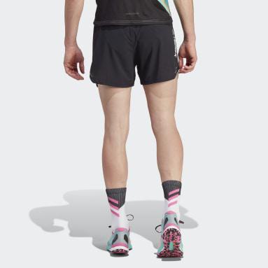 Short Terrex Agravic Pro Trail Running Noir Hommes TERREX