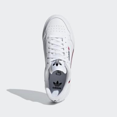 Chaussure Continental 80 Blanc Enfants Originals