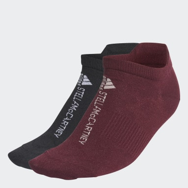 черный Две пары коротких носков adidas by Stella McCartney