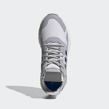 Erkek Originals Gri Nite Jogger Ayakkabı