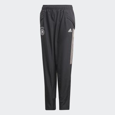Pantaloni da rappresentanza Germany Grigio Bambini Calcio