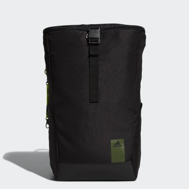 Training Black Flap Backpack