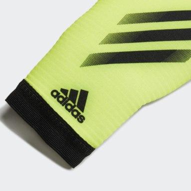 Děti Fotbal žlutá Rukavice X Training Goalkeeper