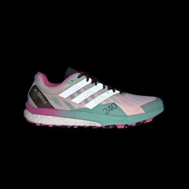 Sapatos de Trail Running TERREX Speed Ultra Branco TERREX
