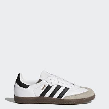 Erkek Originals Beyaz Samba OG Ayakkabı