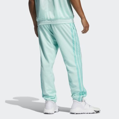 Heren Basketbal Turquoise Donovan Mitchell Broek