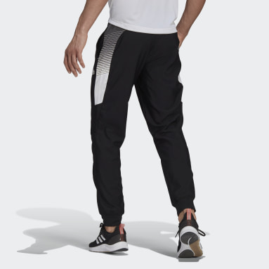 Pants Designed 2 Move Activated Tech AEROREADY Negro Hombre Training