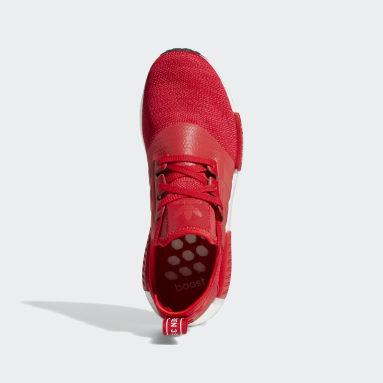 Chaussure NMD_R1 rouge Hommes Originals