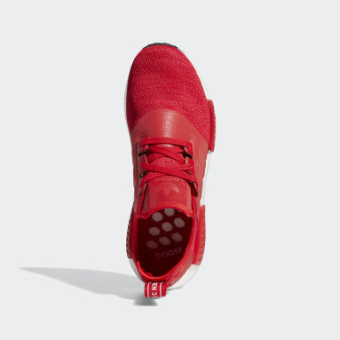 Men's Originals Red NMD_R1 Shoes