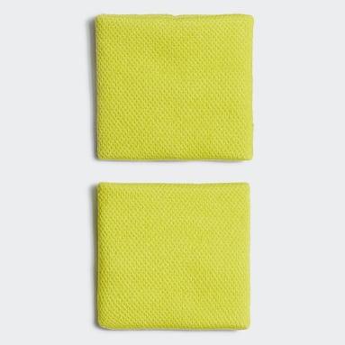 Tennis Green Tennis Wristband Small