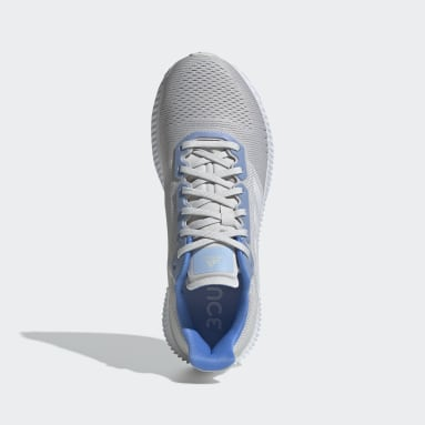 Women Running Grey Solar Ride Shoes