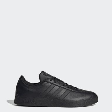 Men Sport Inspired Black VL Court 2.0 Shoes